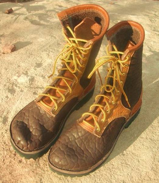 Turtle Island Moccasins Custom Footwear Leather